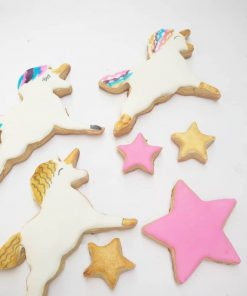 Unicorn themed cookies in lagos nigeria